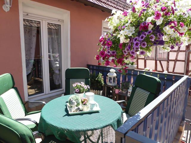 Ferienhaus Agnes in Ramberg, Urlaub im Pfälzerwald