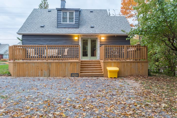 Modern Cozy Cottage in NOTL/Virgil near NFLS - Niagara-on-the-Lake - Haus
