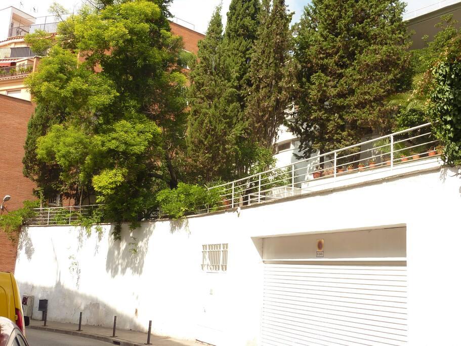 Fachada Casa Vilaró