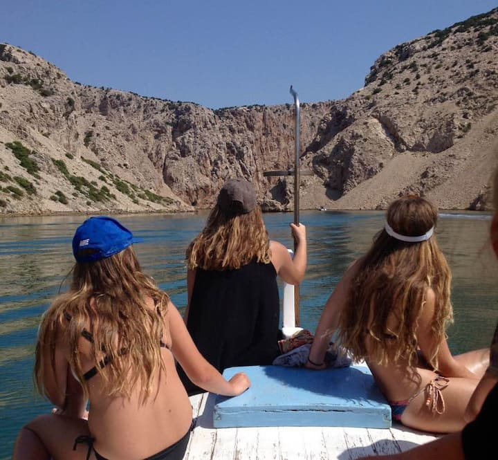 Boat excursion to Zrmanja River Canyon