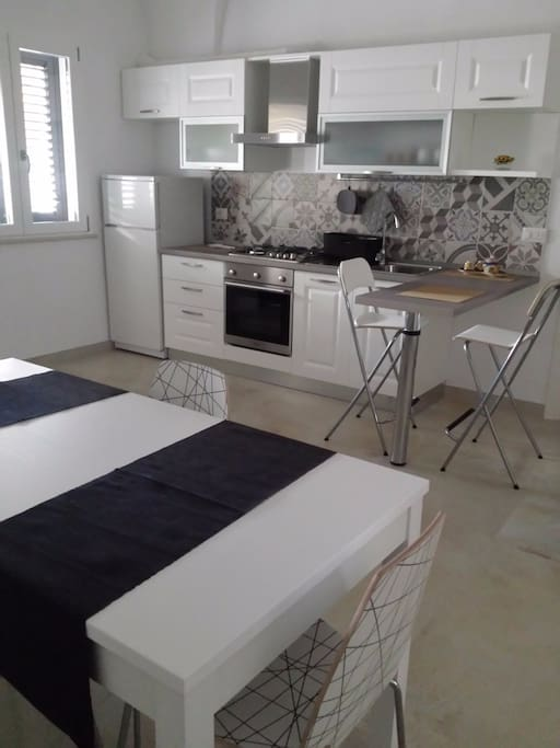 Apartment furnished with style in salento houses for for Salento style re