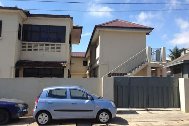 Student Room With Balcony in the heart of Accra