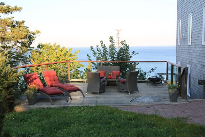 Most outstanding place on a cliff - Herring Cove - Appartement