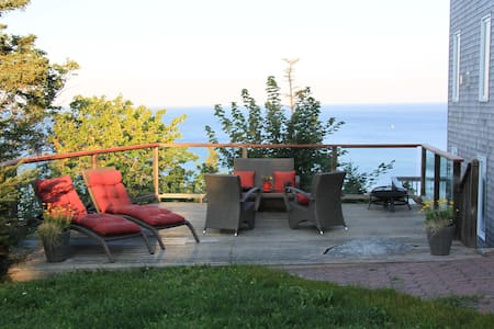 Most outstanding place on a cliff - Herring Cove - Apartament