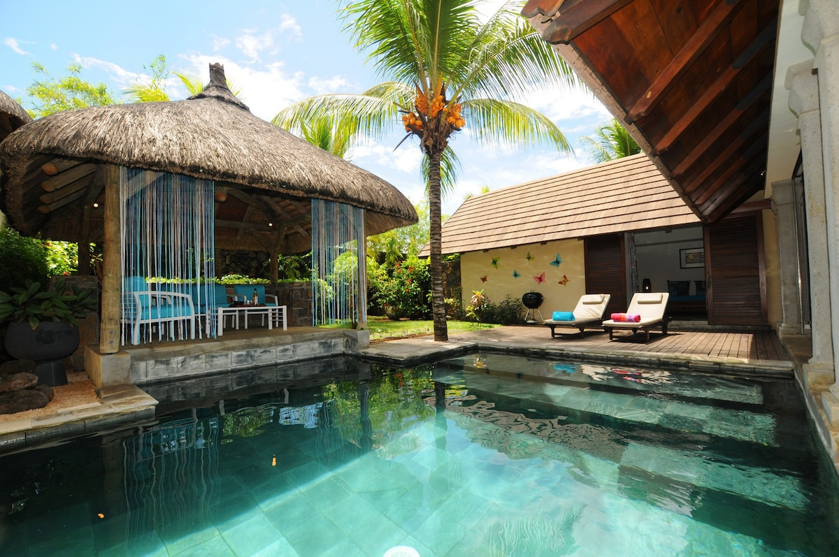 Villa For 2, North, Total Privacy On Pool/garden Villas For Rent In
