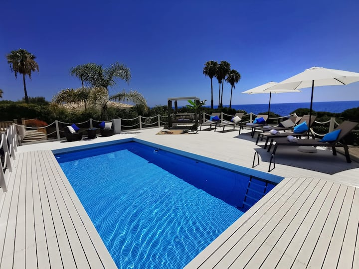 Villa Arenile -Swimmingpool- Private access to sea