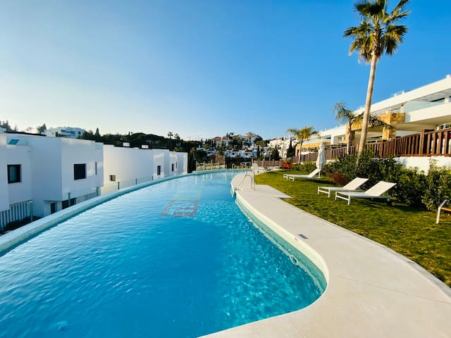 Amazing Exclusive House in Marbella Golden Mile