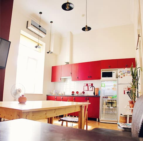 Old City hostel - the best location in whole Lviv