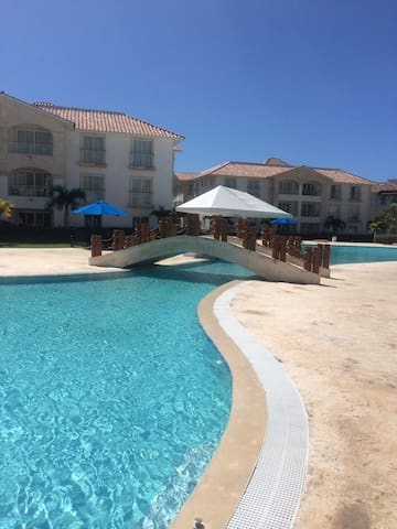 Beautiful one bedroom apartment - Bayahibe