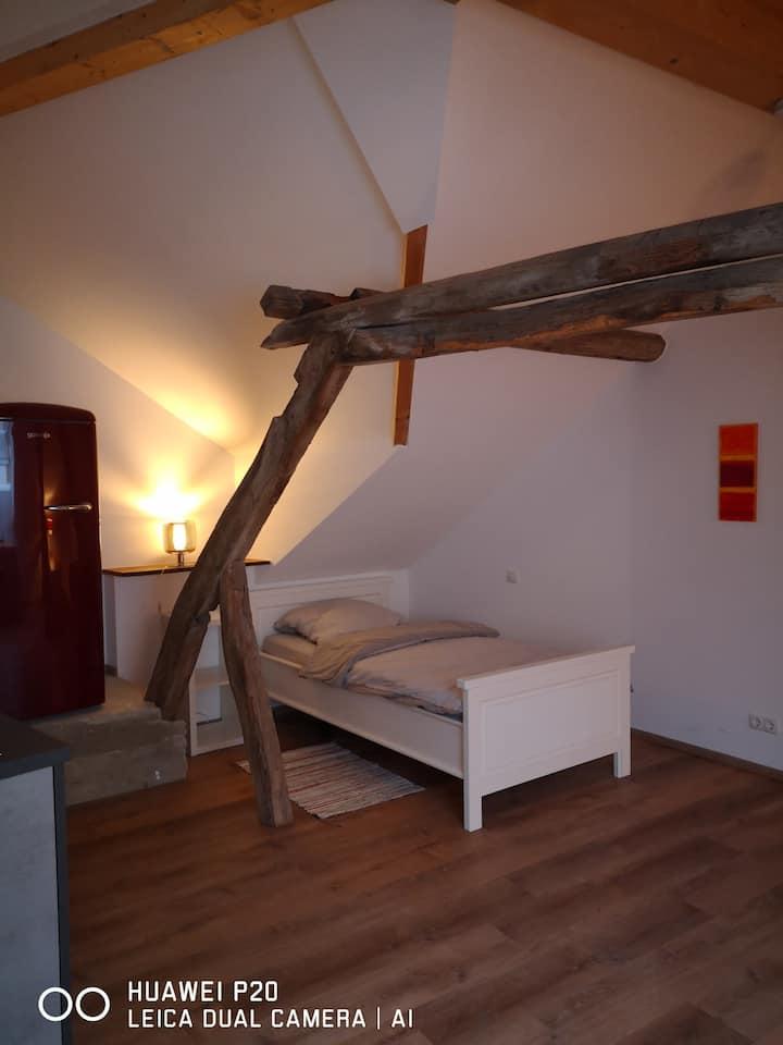 AtticoSuite im Guesthouse Burbacher Hof