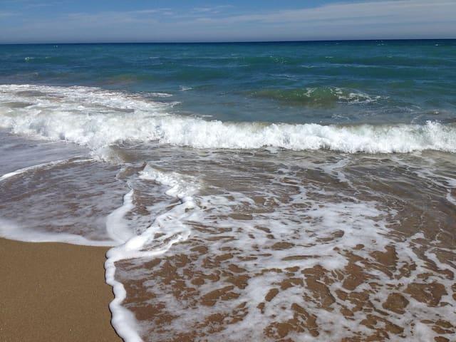 Piso a 100 metros de la playa - Roda de Berà - Lägenhet