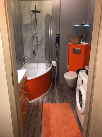 Comfortable, fully equipped apartament!!!! - Warszawa - Lägenhet