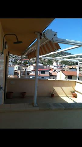 Stupendo attico sul lungomare - Roccella Ionica - Apartemen