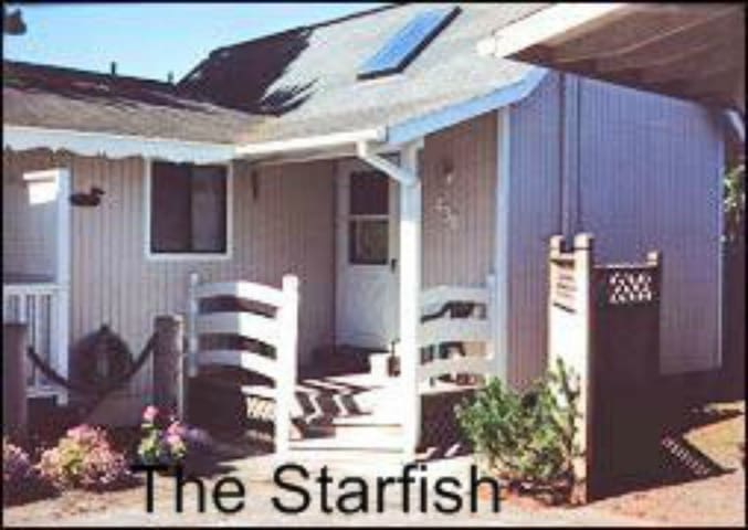The-Starfish---Home-438 - Seaside - Chalet