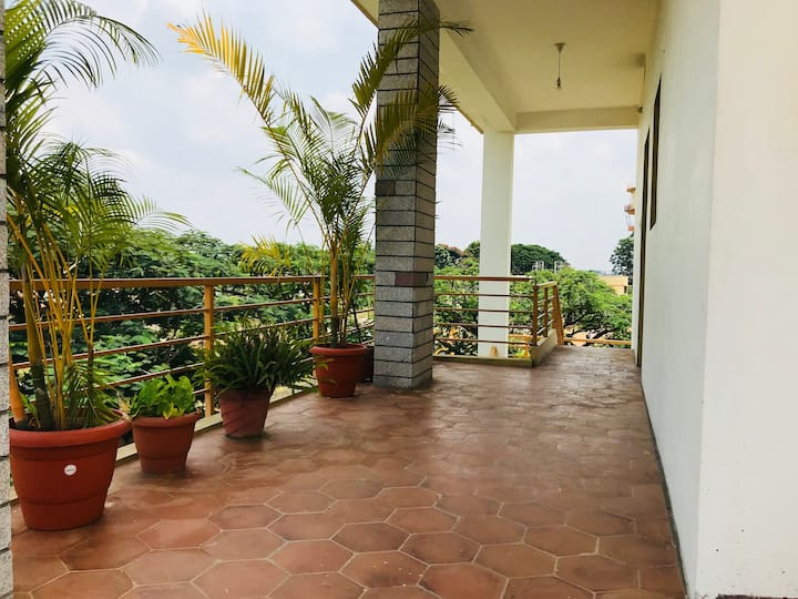 The Garden House - Kailash Room