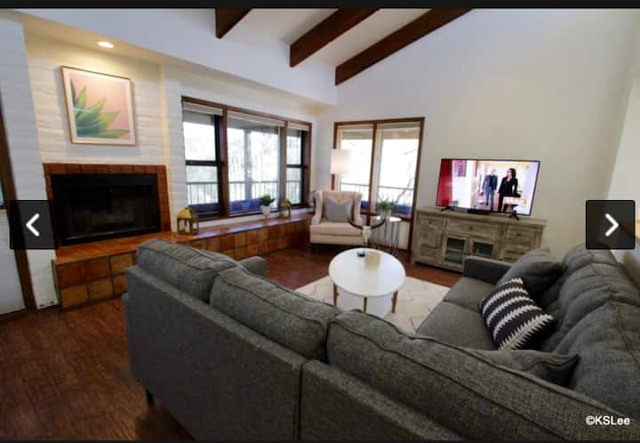 Three Bedroom Townhome at River and Campbell