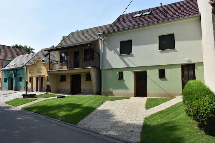 Pronajmu sklípek v Hovoranech - Hovorany - Casa