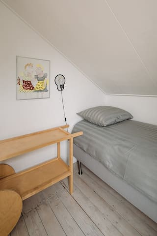 1-persoonswoonkamer