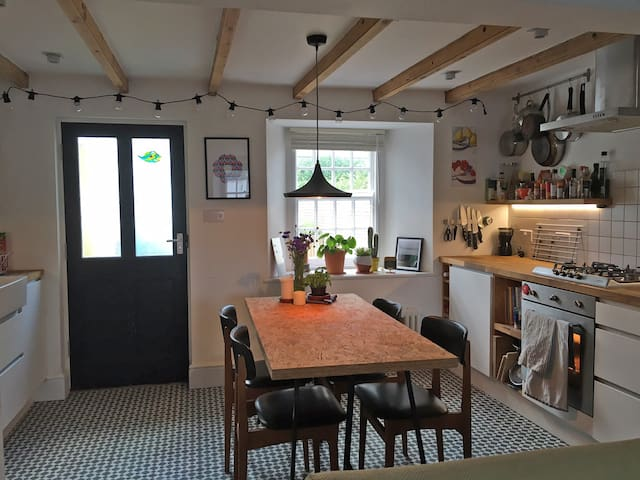 Beautiful cosy cottage in the heart of Newquay - Newquay - Rumah