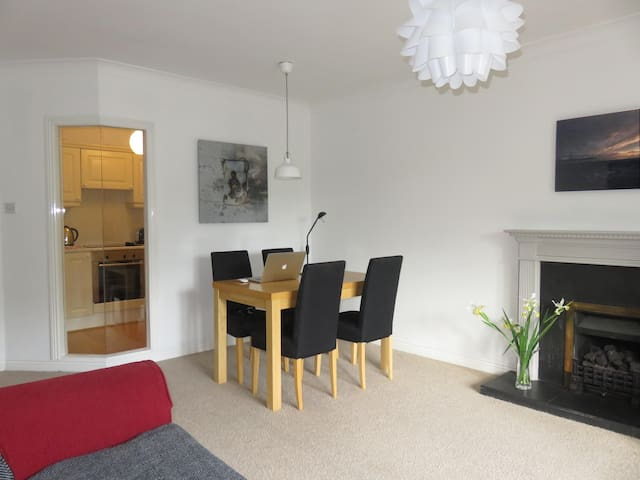Your own luxury apartment 20 min from City Centre