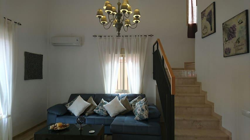 Modernes stylisches Chalet - Sanlúcar la Mayor - Huis