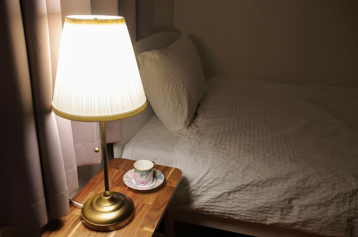 Clean & Private Room #2 Near Cheongju Univ.