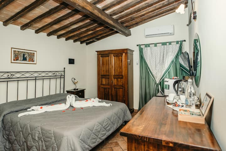 Dreamlike B & B in Tuscany