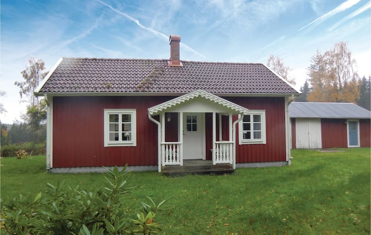 Holiday cottage with 1 bedroom on 76m² in Ryd