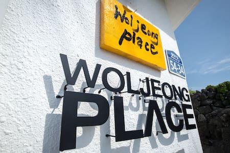 Jejudo Jeju-Si Gujwa Woljeong-ri 'WOLJEONGPLACE' - jeju(제주) - Rumah