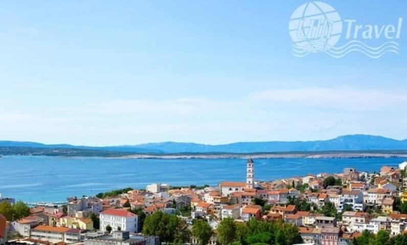 Ferienwohnung/App. für 5 Gäste mit 75m² in Crikvenica (122542)