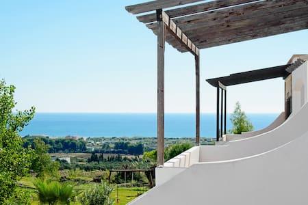 Li Fani Panorama Mozzafiato a 2 Km dal Mare - Province of Lecce - Bed & Breakfast