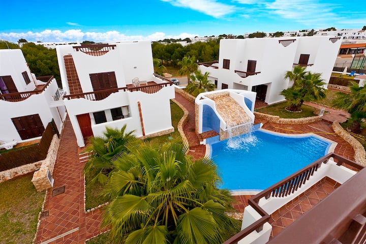 Villa for up to 10 people in Cala d'Or