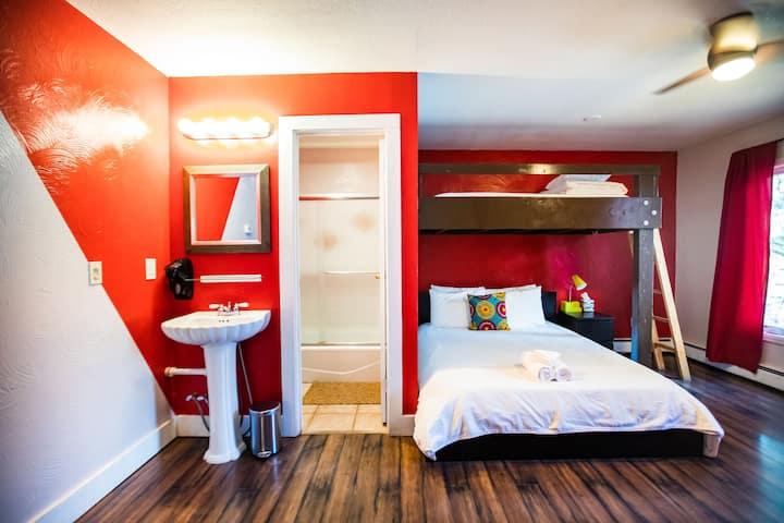 Solarium Hotel - Red En Suite