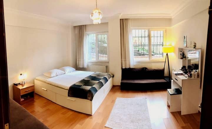 Private Double Queen bedroom