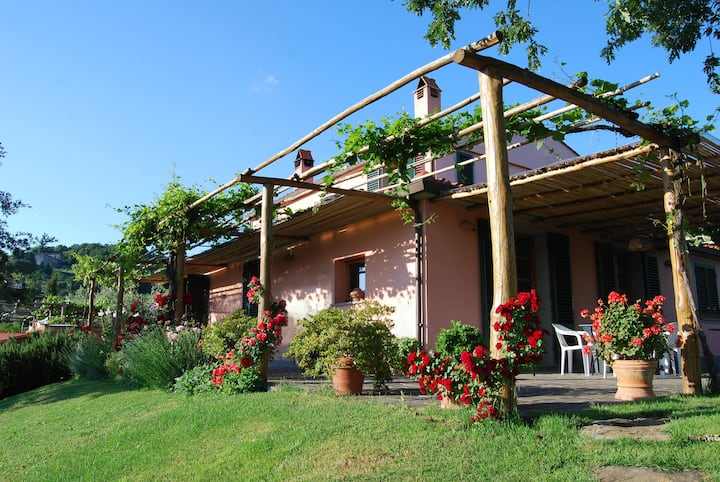 Farmhouse Olmo - Camera Arcobaleno