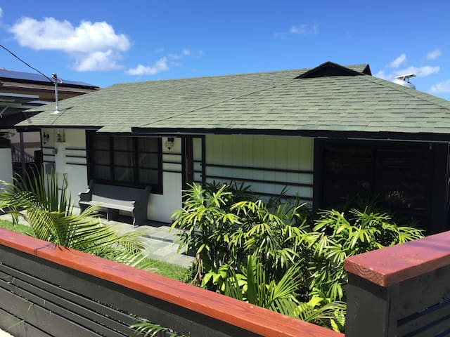 Dole St Hale - Ewa - Honolulu - Hus