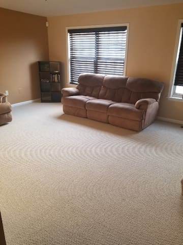 Private room for rent in Townhouse