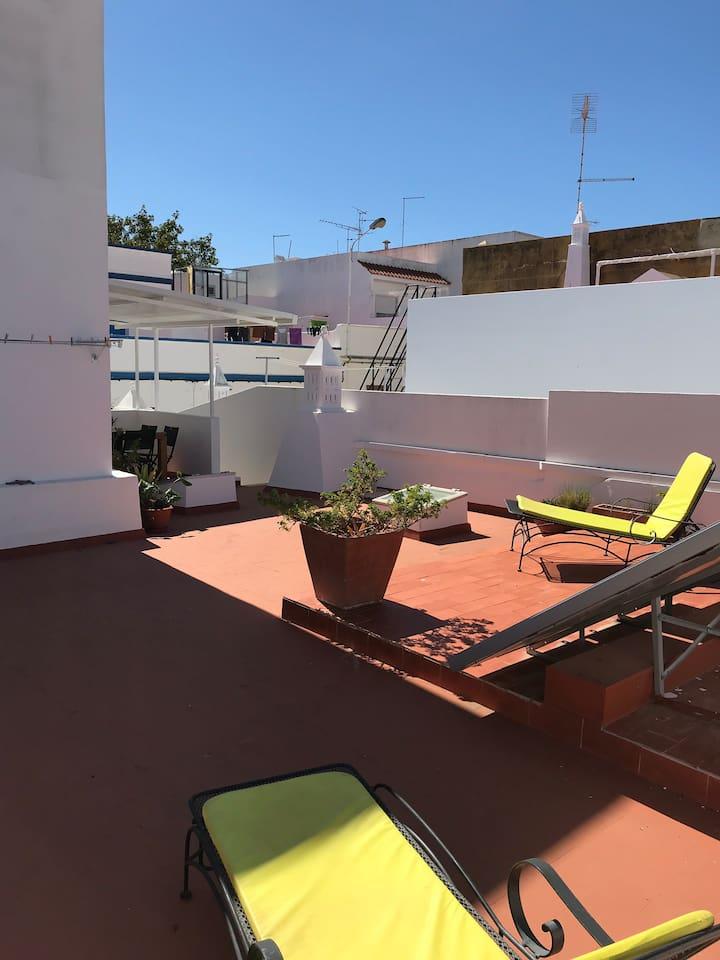 CASA MARIA - Typical Fisherman House & Terrace