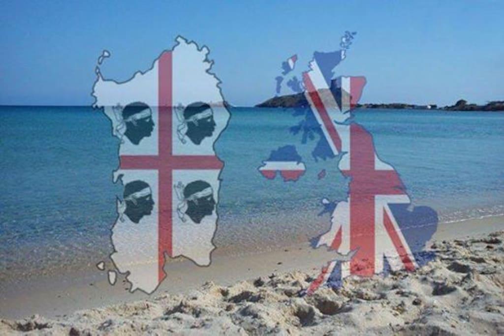 Logo  Bed & Breakfast  All Oasi delle 2 isole