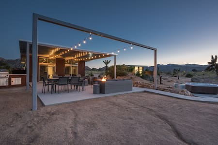 Homestead Modern No. 1 - A Pioneertown Classic