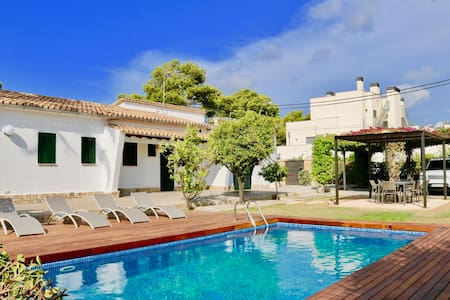 Traditional Villa, 5 bedrooms & swimming pool