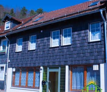 Gruppenhaus bis 11 Personen - Bad Sachsa - Huis