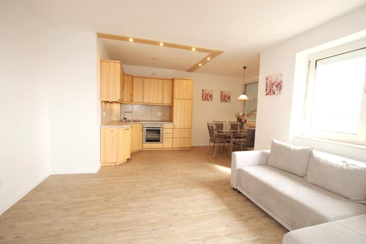 2-Room Appartment in Center of Nuernberg