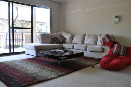 Spacious apartment - Nth Parramatta - North Parramatta - Apartament