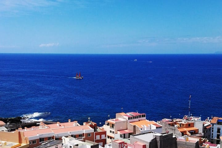 Apartment with a View over the Atlantico - Santiago del Teide - Apartment