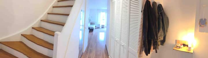 Chambre 10 m2, calme, parking RERB,CDG, parc expo