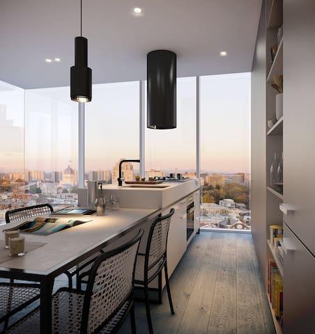 Just a minimalist apartment - 卡爾頓 - 公寓