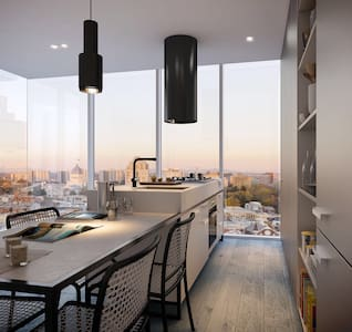 Just a minimalist apartment - Carlton - Wohnung