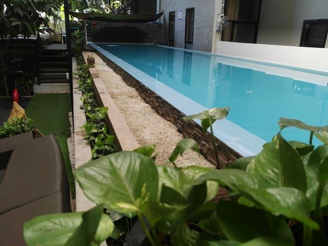 The Kool Serviced Apartment Siem Reap