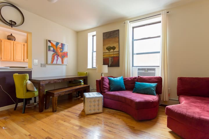 Awesome Private Room in Historic Village of Harlem